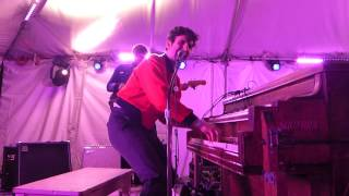 Low Cut Connie - Where Eagles Dare [Misfits cover] (SXSW 2017) HD