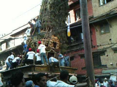 Red Machhendranath Jatra / Rato Machhindra Nath Jatra