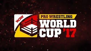 Cartelera WCPW World Cup Alemania