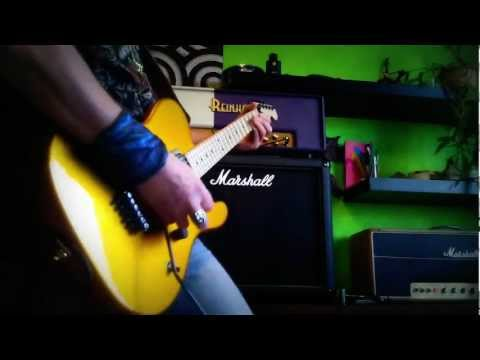 Bare Knuckle  Rebel Yell Bridge pickup - Charvel USA - Marshall