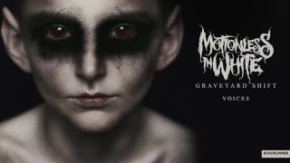 Motionless In White - Voices (Official Audio)