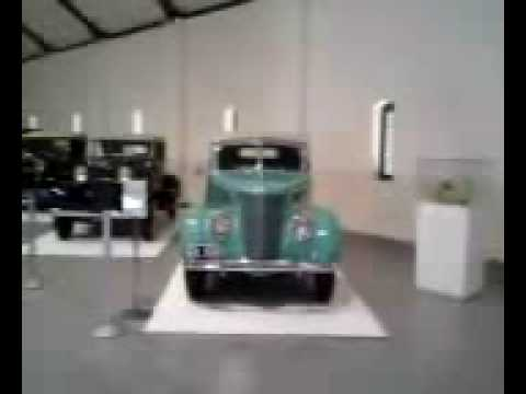 Classic car collection in South Africa
