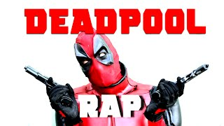 DEADPOOL EPIC RAP - Ft. Bart Baker and Justin Bieber