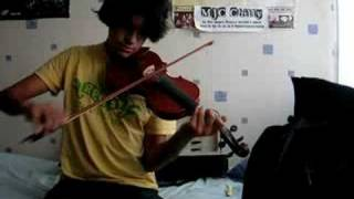 Dreaming - System of a Down Violin Cover