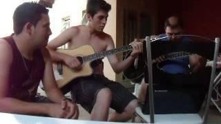 Menino da Porteira - Elvis, Luis Guilherme e Leandro