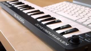 M-audio Keystation Mini 32 ii - Review