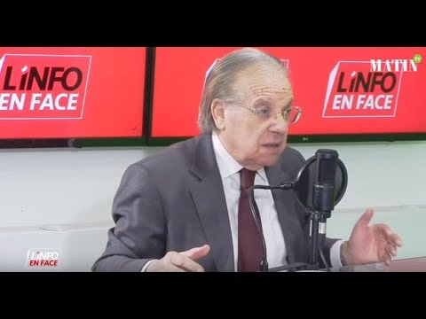 Video : L'Info en Face : L'analyse de l'actu avec Mustapha Sehimi
