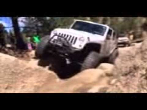 Jeep at Whale's Tail at Chinamans Gulch - Set Them Free 2015