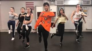 EQHO | Hold Yuh by Gyptian ft Nicki Minaj | Choreography by Harry - Beginner's Class