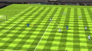 FIFA 14 iPhone/iPad - Razz FC vs. Chelsea