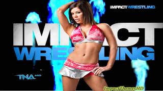 "2012: Madison Rayne 4th and New TNA Theme Song ""Killa Queen"" (Instrumental)"