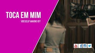 Telma Lee - Making Off Toca em Mim Videoclip