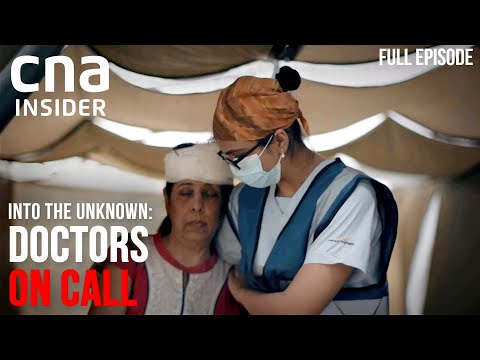 When Disaster Strikes: Mission To Nepal's Deadliest Earthquake | Into The Unknown: Doctors On Call