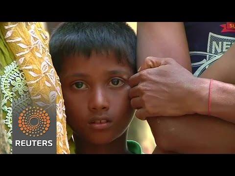 Myanmar report says no evidence of Rohingya abuses