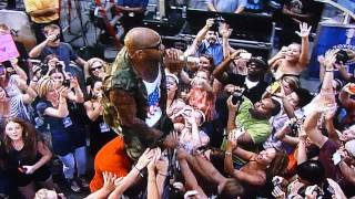 FLO RIDA - WILD ONES - (Live On TODAY NBC)  HD  July 6th 2012