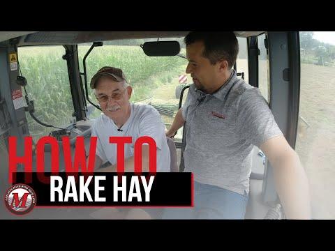 Ride Along: Raking Hay with Rick's Custom Baling Picture
