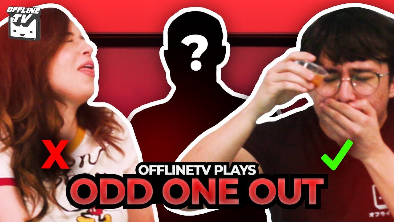 OfflineTV - WHO'S THE IMPOSTOR? - OFFLINETV PLAYS ODD ONE OUT