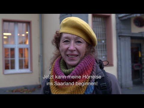 Hörreise ins Saarland mit Stefanie Arnold