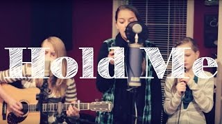 """Jamie Grace """"Hold Me"""" Cover"""
