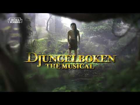 Djungelboken the musical premiär november 2018 I Djungelboken the musical