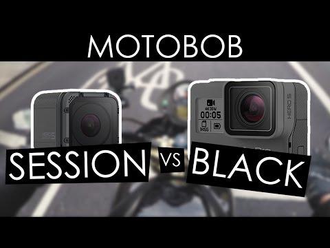 GoPro HERO 5 Black vs. Hero 5 Session: Best For Motorcycling?