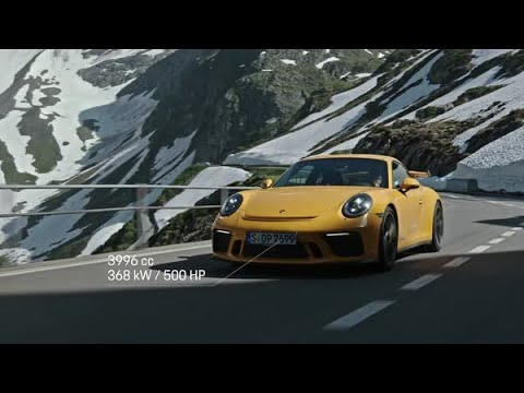 20 years of Porsche 911 GT3: From 996.1 to 991.2