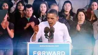 On Air Promo for CCTV America US Election Night Broadcast November 6, 2012