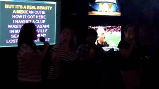 Jimmy Buffet- Margaritaville- Kareoke