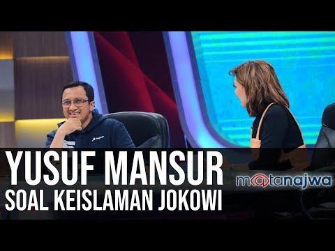 Download Video Berburu Suara Penentu: Yusuf Mansur Soal Keislaman Jokowi (Part 1) | Mata Najwa