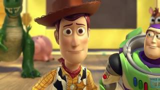 John Mayer - You're gonna live forever in me (Toy Story Music Video)