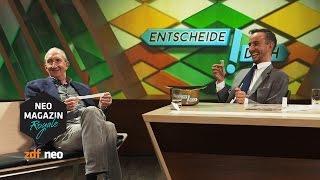 Entscheide dich: Mike Krüger | NEO MAGAZIN ROYALE mit Jan Böhmermann