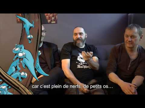 Vidéo de Jean-Louis Mourier