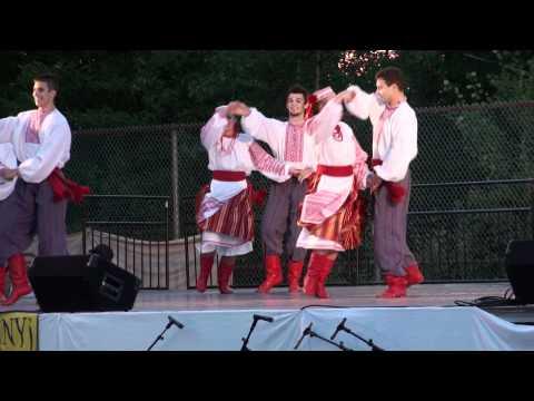 Поліський танець (Polisja polka) – *Soyuzivka's Dance Workshop Roma Pryma Bohachevsky