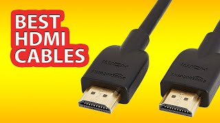 ✅ Best HDMI Cables 2018 - HDMI Cables 4K, 3D, Gaming