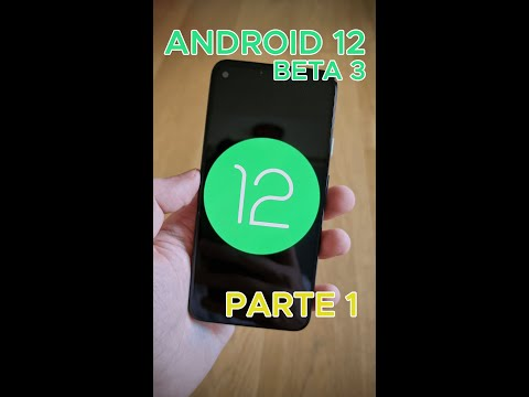Android 12 Beta 3 (pt. 1) – Screen …