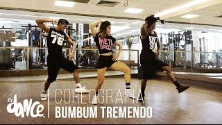 Bumbum Tremendo - Arrocha Mamãe part. Dan Ventura Coreografia | FitDance - 4k