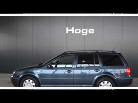 Volkswagen Golf Variant 1.9 TDI TURIJN COMFORT Airco ECC Cruise control Nieuwe APK Inruil mogelijk