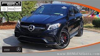 Used 2018 Mercedes-Benz GLE AMG GLE 63 S 4MATIC Coupe ATLANTA, GA U14872
