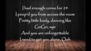 French Montana - Unforgettable ft. Swae Lee (LYRICS)