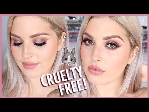 CRUELTY FREE MAKEUP TUTORIAL ?? Full Face Glam