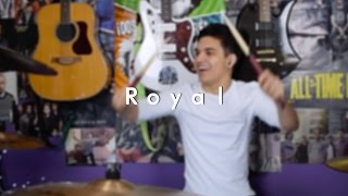 Royal - Waterparks - Drum Cover