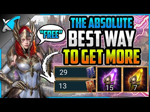 """The ABSOLUTE Best Way to Get More """"FREE"""" Sacreds, Voids, Legend & Epic Tomes! 