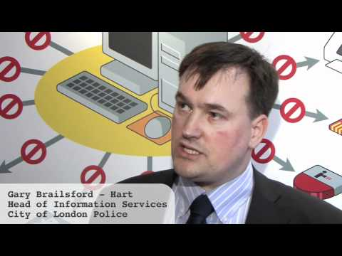 London Police Head of Information Services on DeviceLock DLP Software