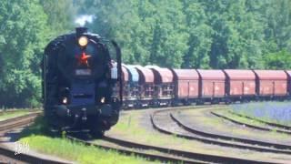 Železnice - Něco z archivu - Parní lokomotivy na vápenci