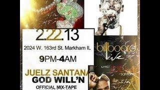 Juelz Santana Live!!! 2.22.13 @BillBoard Live Chicago