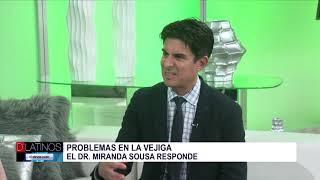 El Dr. Miranda Sousa, problemas en la Vejiga