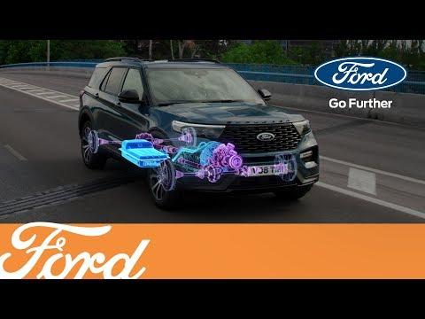 Ekologicky šetrný. Tichý. Praktický | Ford Česká republika