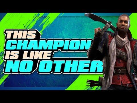 Champion Spotlight: Inquisitor Shamael | Raid Shadow Legends