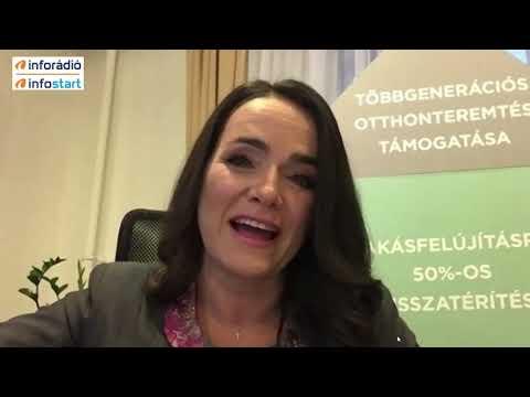 InfoRádió - Aréna - Novák Katalin - 2021.01.25.