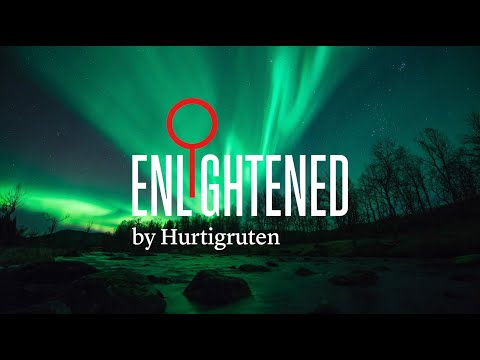 Enlightened by Hurtigruten | Northern lights science